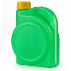 Канистра колесо 1л зеленая
